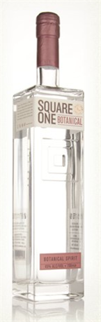 Square One Vodka Botanical Organic